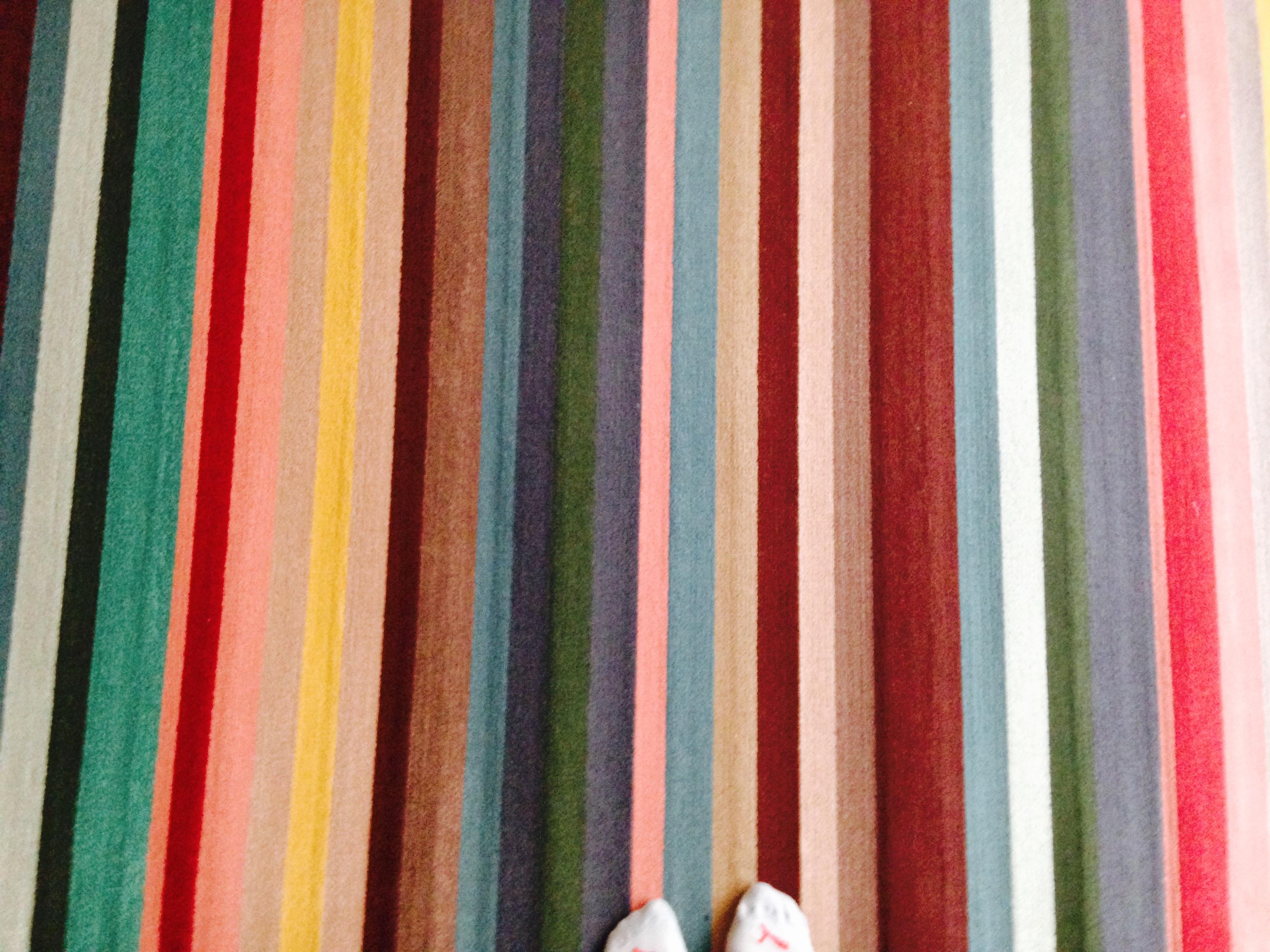 Sarah Welstead StayAwake rug